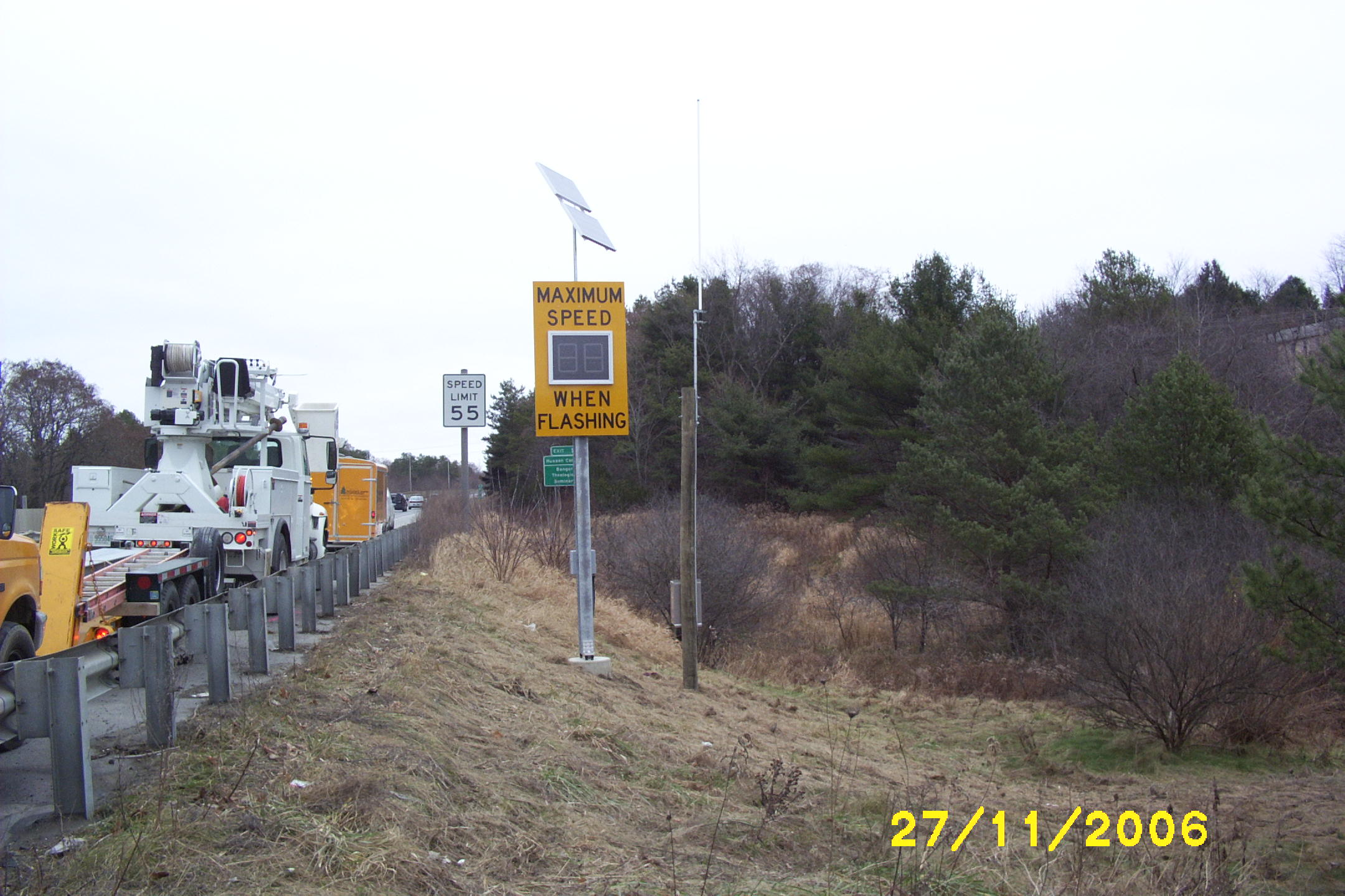Maine DOT Variable Speed
